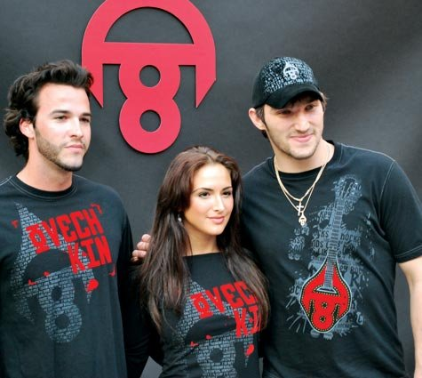 buy popular a7da2 f1135 ALEXANDER OVECHKIN CLOTHING LAUNCH — Michelle Argyris