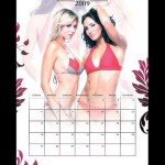 Flair Models Calendar 2009