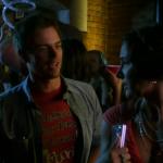Michelle Argyris and Darin Brooks- Party Scene