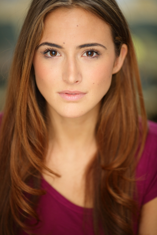New Headshots 2013 Michelle Argyris